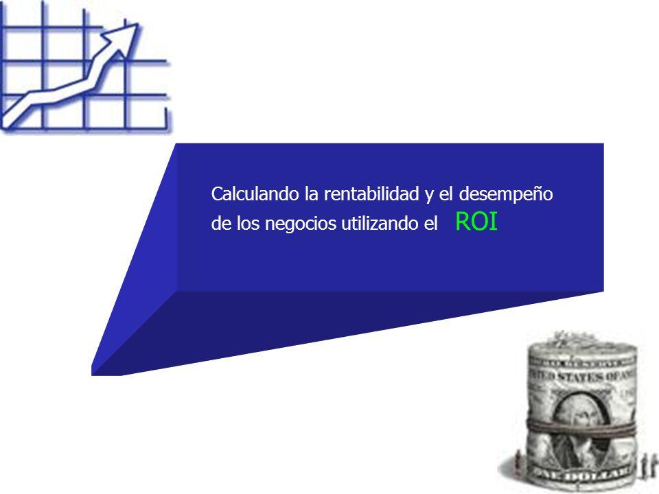 45 Calculando la rentabilidad y el desempeño de los negocios utilizando el ROI