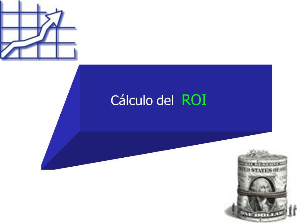 47 Cálculo del ROI
