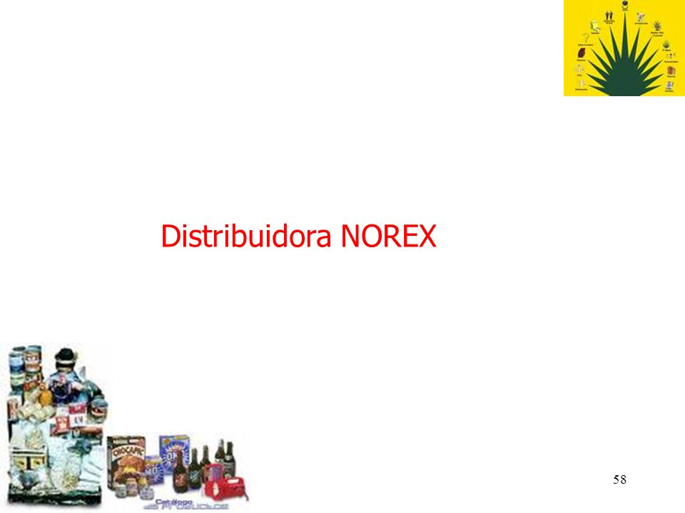 58 Distribuidora NOREX