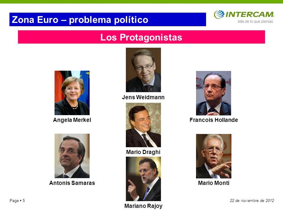 Page 3622 de noviembre de 2012 Los movimientos bruscos de las monedas empezaron en 2008 con la crisis hipotecaria en EU.
