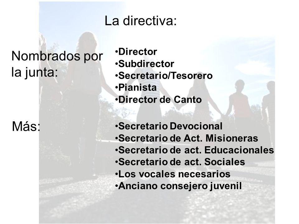 Instrucción asociación Iniciación SJA-Lunada Noche de raspados Encuestas intereses Evang.
