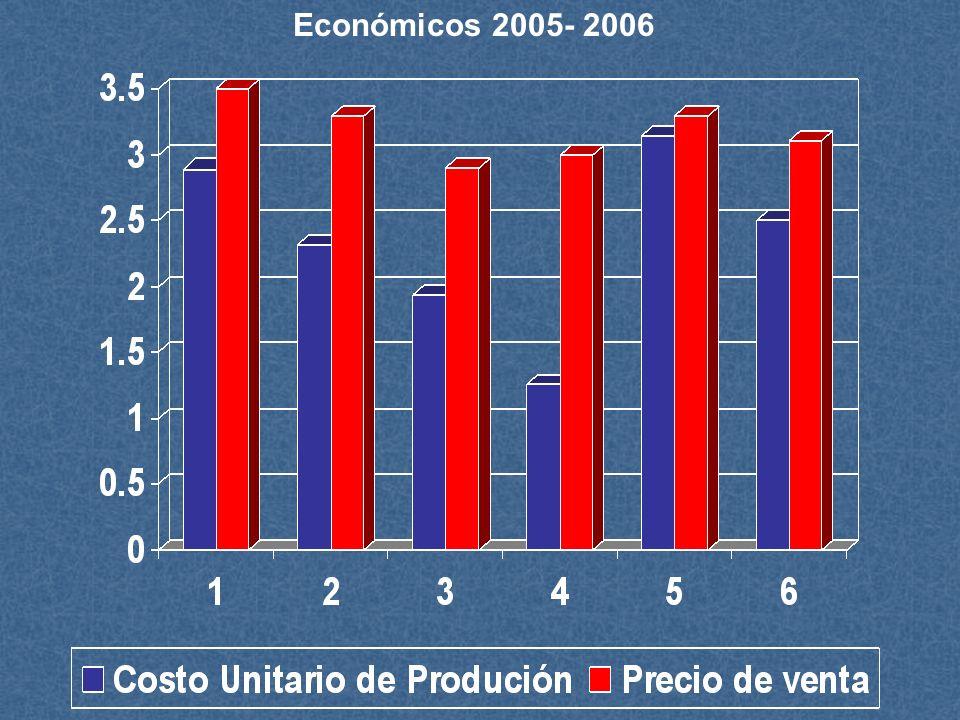Económicos 2005- 2006