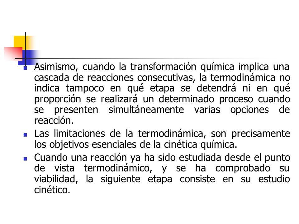 b3) Reacciones consecutivas.