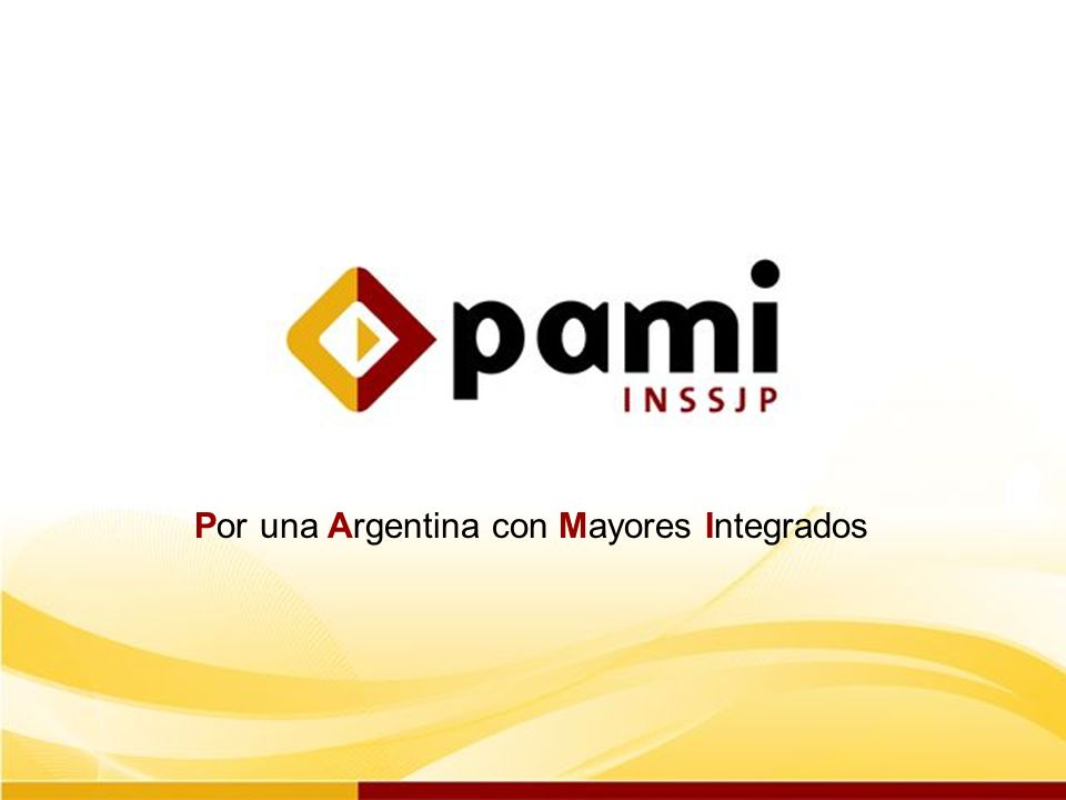 Por una Argentina con Mayores Integrados