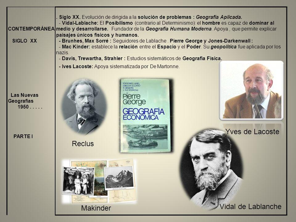 CORRIENTES GEOGRÁFICAS CONTEMPORÁNEAS.Neopositivismo: Geografía Cuantitativa.