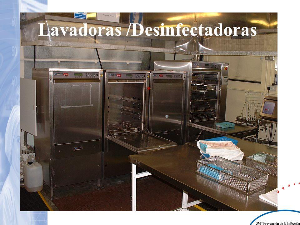 Lavadoras /Desinfectadoras
