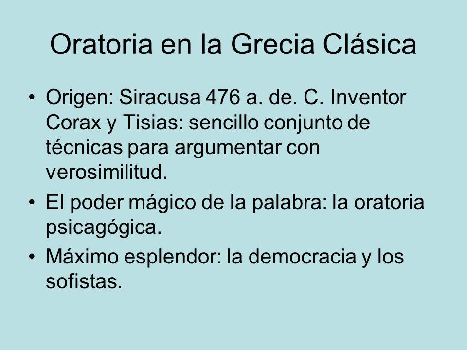 Agustín de Hipona (334 – 430 d C) La unión de las dos tradiciones: la hermenéutica bíblica y la retórica pagana.