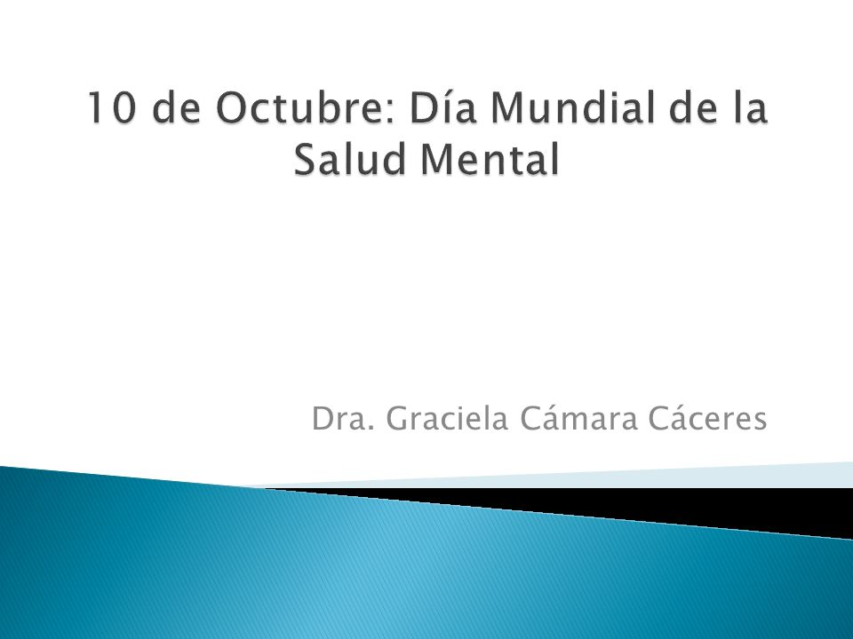 Dra. Graciela Cámara Cáceres