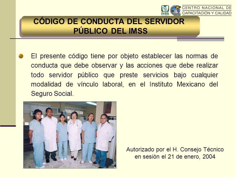 Funcionario, empleado y en general, toda persona que desempeñe un empleo, cargo o comisión de cualquier naturaleza en el Instituto Mexicano del Seguro Social.
