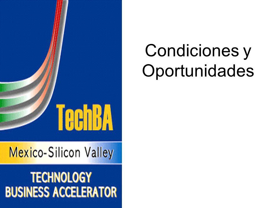 Condiciones y Oportunidades