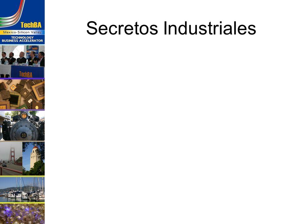 Secretos Industriales