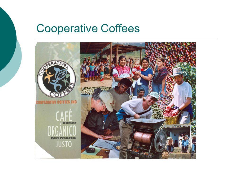 ¿Qué es Cooperative Coffees.
