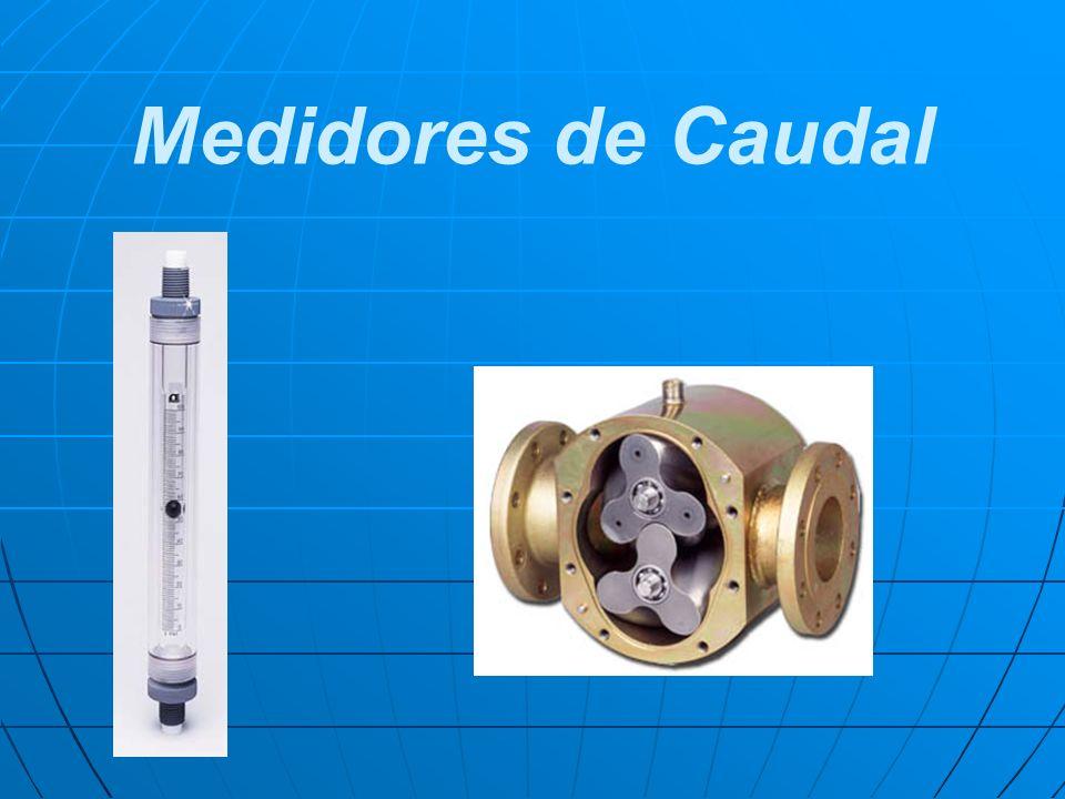 La medición de caudal tiene un elevado % de ocurrencia en la industria de allí su importancia en la medición.