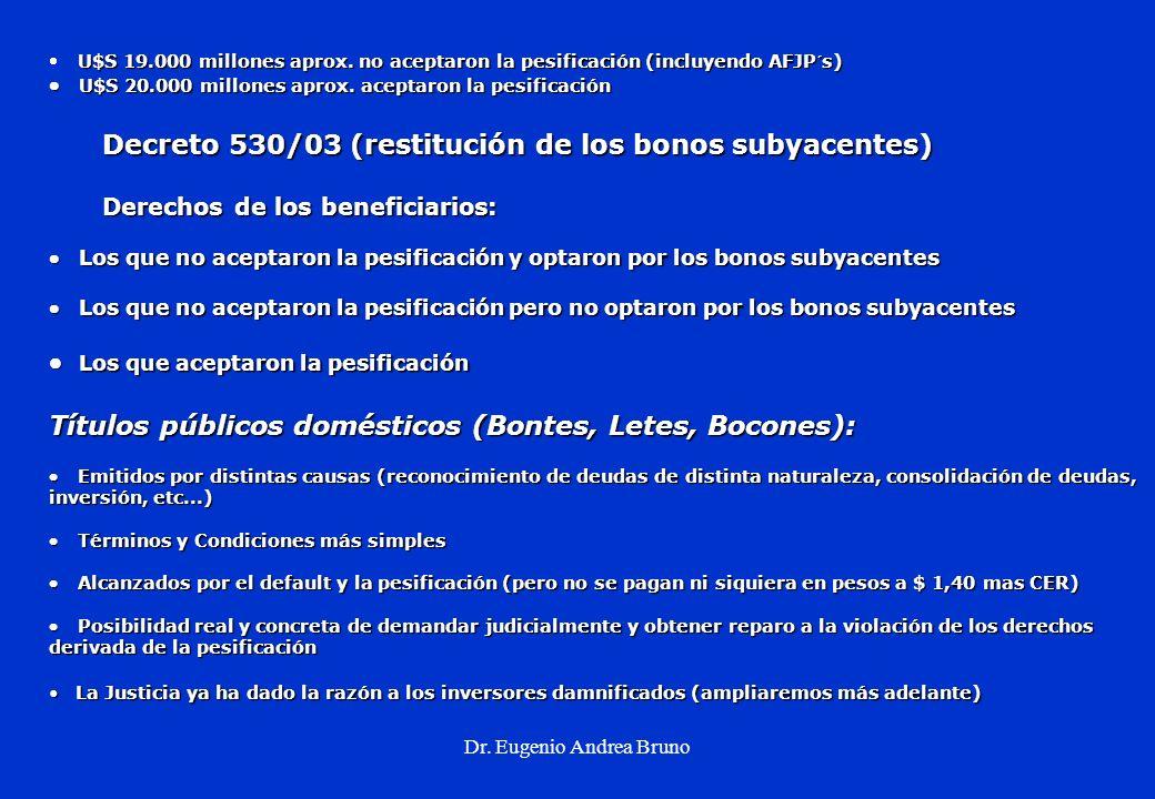 Dr.Eugenio Andrea Bruno 5.