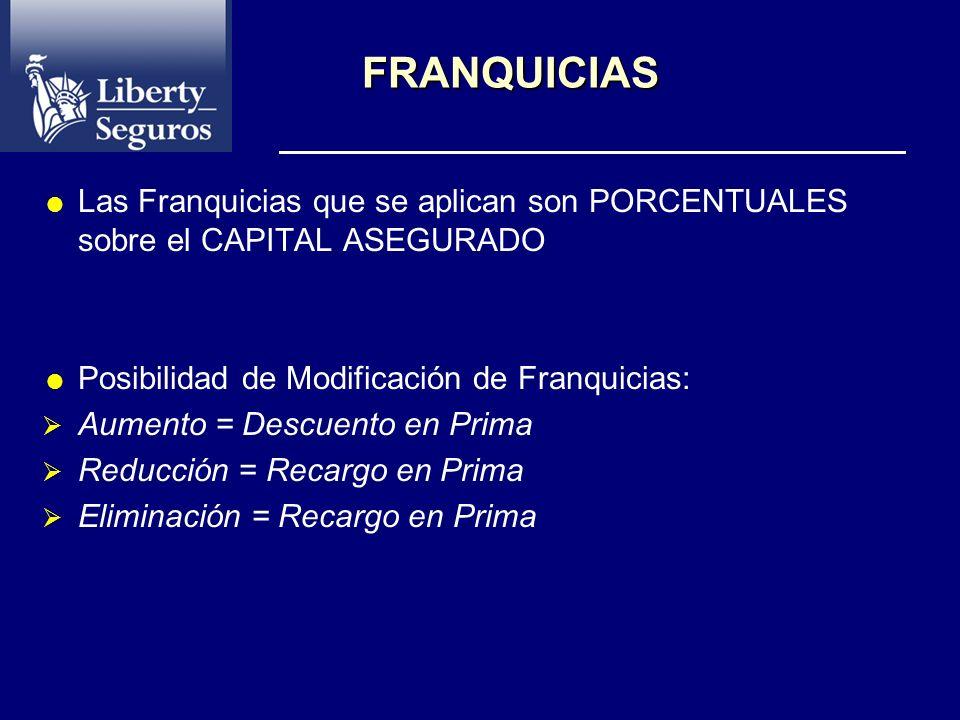 COBERTURAS PARA MOTOS ACUATICAS Responsabilidad Civil Obligatoria Pérdida Total y Abandono Daños Propios Robo: garantía optativa Accidentes Ocupantes