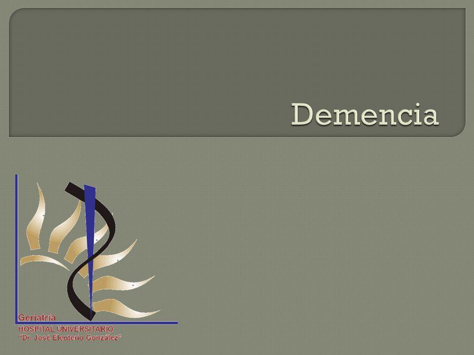 Criterios diagnósticos: DSM IV TR -Animo deprimido y/o perdida del interés y placer ( > 2 semanas) Además de 4 de los siguientes: -Perdida o ganancia de peso -Insomnio o hipersomnia -Agitación o retraso psicomotor -Fatiga o perdida de energía -Minusvalía o culpa ( poco frecuente) -Dificultad para concentrarse -Ideación de muerte o suicida