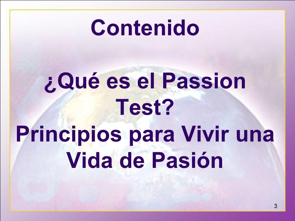 2 ¿Cómo sería tu vida si estuvieras viviendo tus pasiones?¿Cómo se siente?