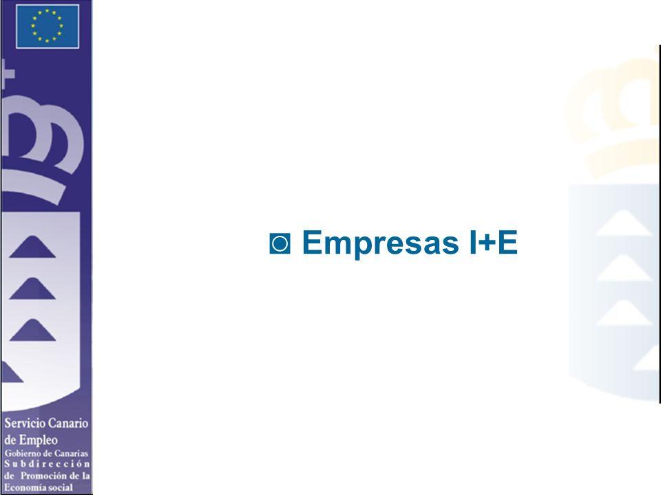 Empresas I+E