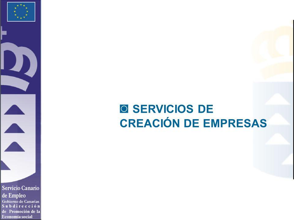 SERVICIOS DE CREACIÓN DE EMPRESAS