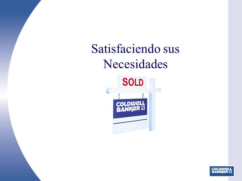Coldwell Banker ® Servicios al Vendedor Sus recursos locales de Coldwell Banker ®