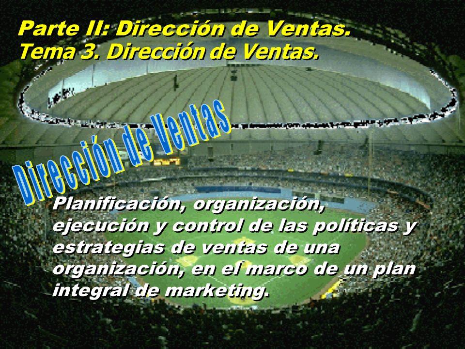 © Enrique Pérez del Campo, 2000 11 Tema 3: Dirección de Ventas Determinantes del rendimiento del vendedor èPercepción del rol.