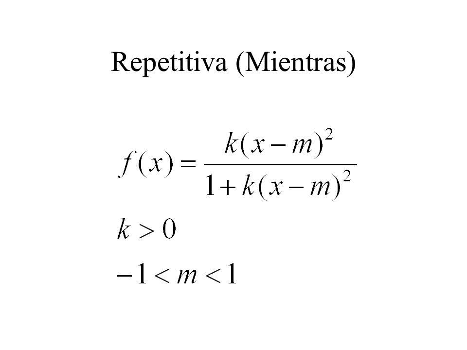 Repetitiva (Número de veces) 0 - 10 1 - 9 2 - 8 3 - 7 4 - 6 5 - 5 6 - 4 7 - 3 8 - 2 9 - 1 int i,j; for(i=0,j=10;((i 0));i++,j--){ printf( %d - %d\n ,i,j); }