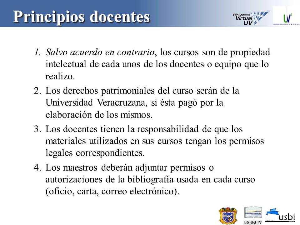 3.Licencias genéricas para universidades e instituciones educativas 4.