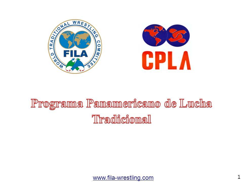 Presentación: En el año 2011, en el marco de los XVI Juegos Deportivos Panamericanos, realizados en Guadalajara, México, se tuvo el primer acercamiento entre los dirigentes del Comité Mundial de Lucha Tradicional y los miembros del CPLA.