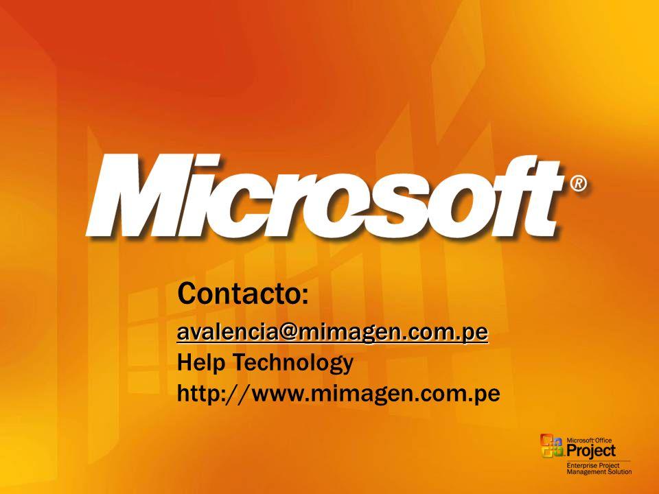 avalencia@mimagen.com.pe Help Technology http://www.mimagen.com.pe Contacto: