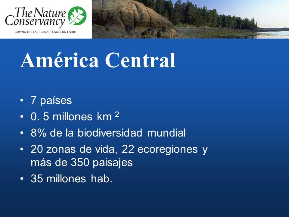 América Central 7 países 0.