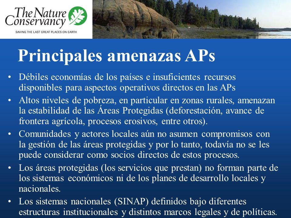 Areas Protegidas en AC