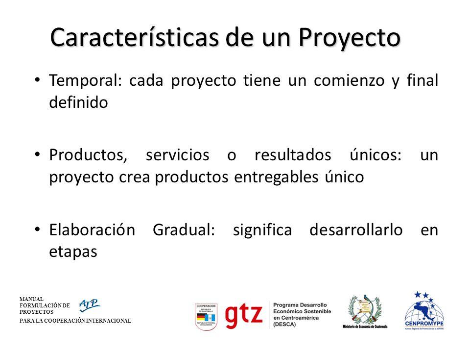 MANUAL FORMULACIÓN DE PROYECTOS PARA LA COOPERACIÓN INTERNACIONAL TRANSPORTE COMUNICACIONES SERVICIOS PUBLICOS BANCA Y SEGUROS SALUD EDUCATIVOS SERVICIOS INSTITUCIONALES MANUAL FORMULACIÓN DE PROYECTOS PARA LA COOPERACIÓN INTERNACIONAL