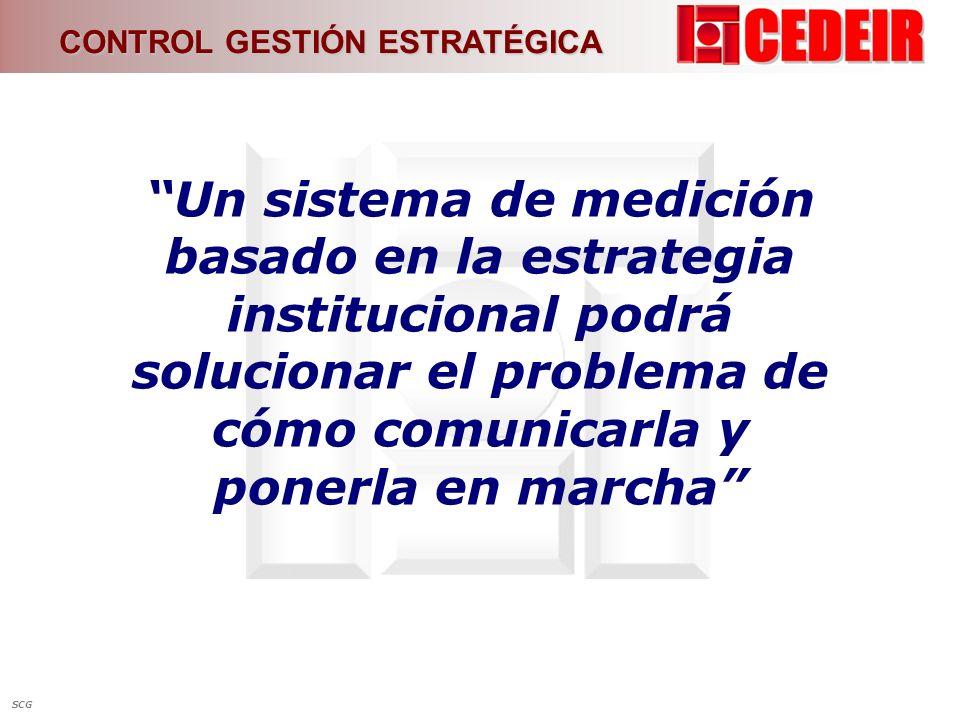 CONTROL GESTIÓN ESTRATÉGICA 7¿Cómo se rompen o superan las barreras y resistencias a la innovación de un sistema de control de gestión estratégica, en la EFS.