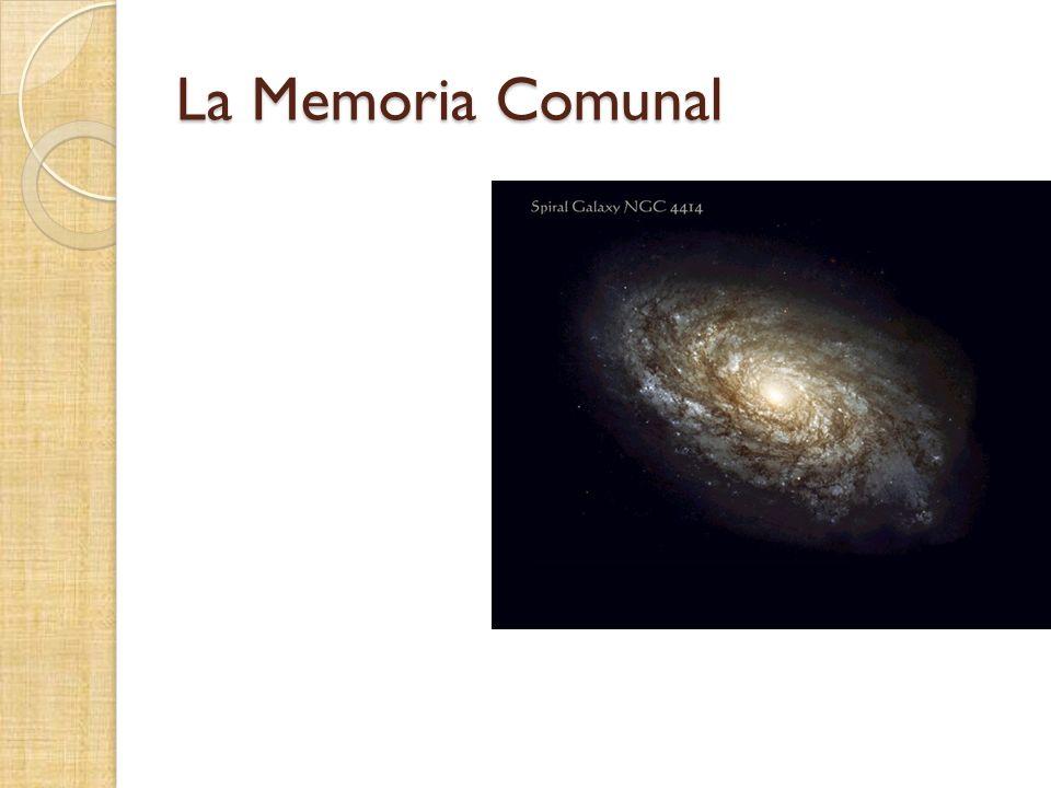 La Memoria Comunal