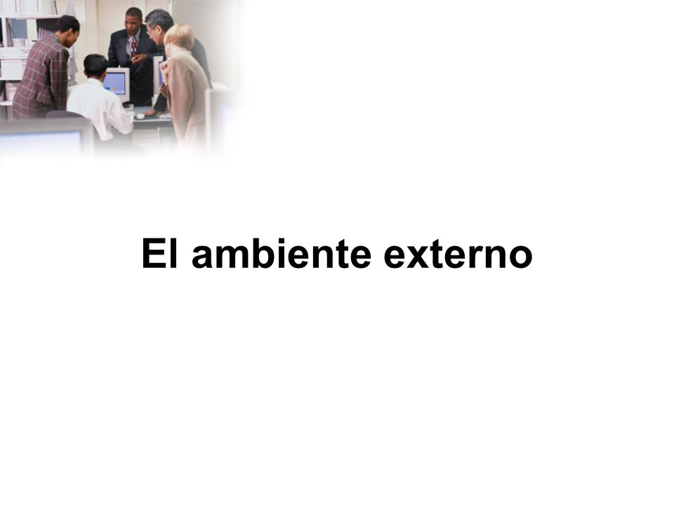 www.auladeeconomia.com El ambiente externo Supervivencia a largo plazo Supervivencia a largo plazo Utilidades Finalidad de la empresa Finalidad de la empresa