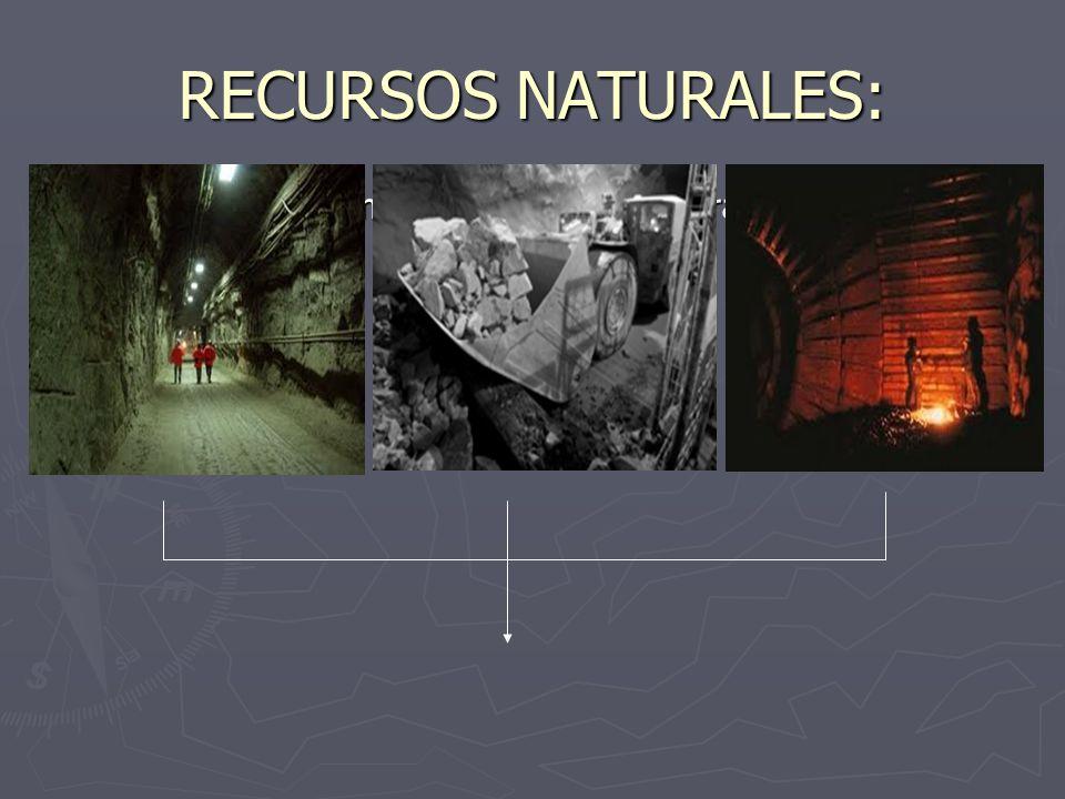 RECURSOS NATURALES: El Teniente, yacimiento de cobre mas grande del mundo