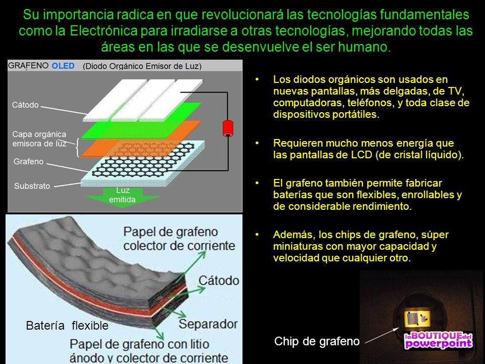 Ya se han obtenido dispositivos de grafeno que pueden procesar datos 10 veces más rápido, finos como un cabello, flexibles como el plástico y duros co