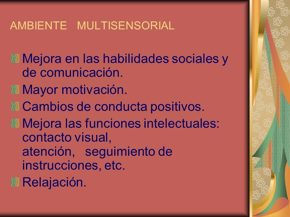 TRATAMIENTO EN INTEGRACION SENSORIAL 1.