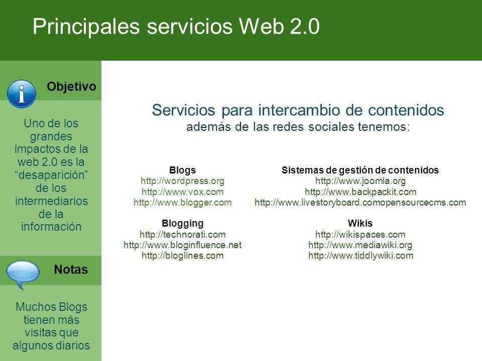Actualmente una serie de profesionales trabajan juntos a través de la Web 2.0 Sin libertad de intercambio no hay Web 2.0 Intercreatividad La intercrea