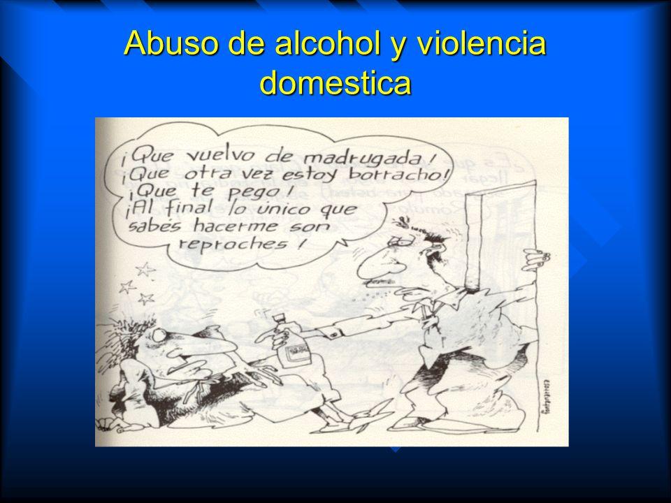 Uso de alcohol entre similares Uso de alcohol entre similares Influencias culturales y étnicas Influencias culturales y étnicas Desorganización y dete