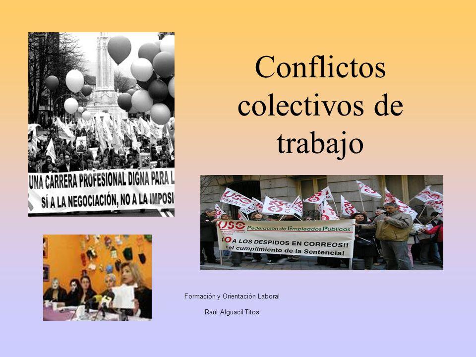 Concepto Controversia entre el empresario y una pluralidad de trabajadores/as, siempre y cuando afecte a intereses generales de los trabajadores/as.