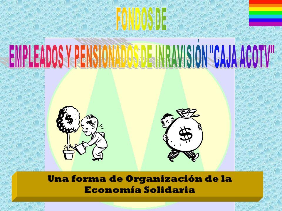 Una forma de Organización de la Economía Solidaria