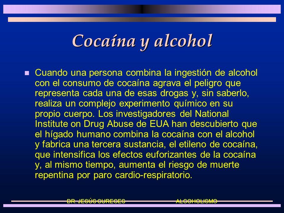 Beber y manejar La capacidad para conducir un vehículo disminuye, siempre, cuando se ha bebido. Una concentración mayor a 0.05% de alcohol en la sangr