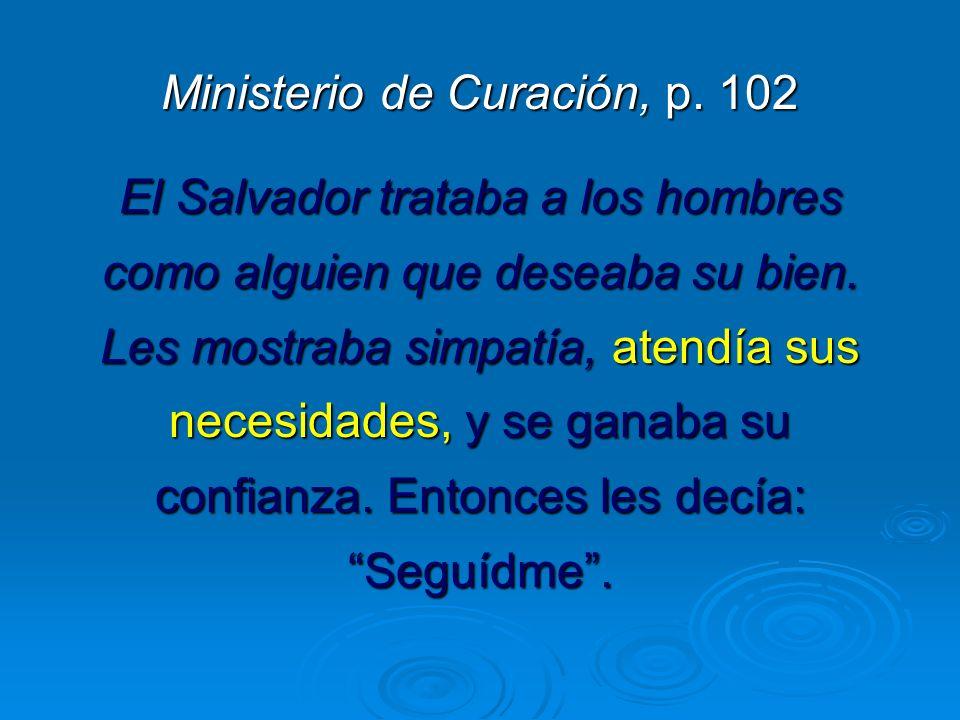 El Método de Testificación de Jesús Socializó Simpatizó