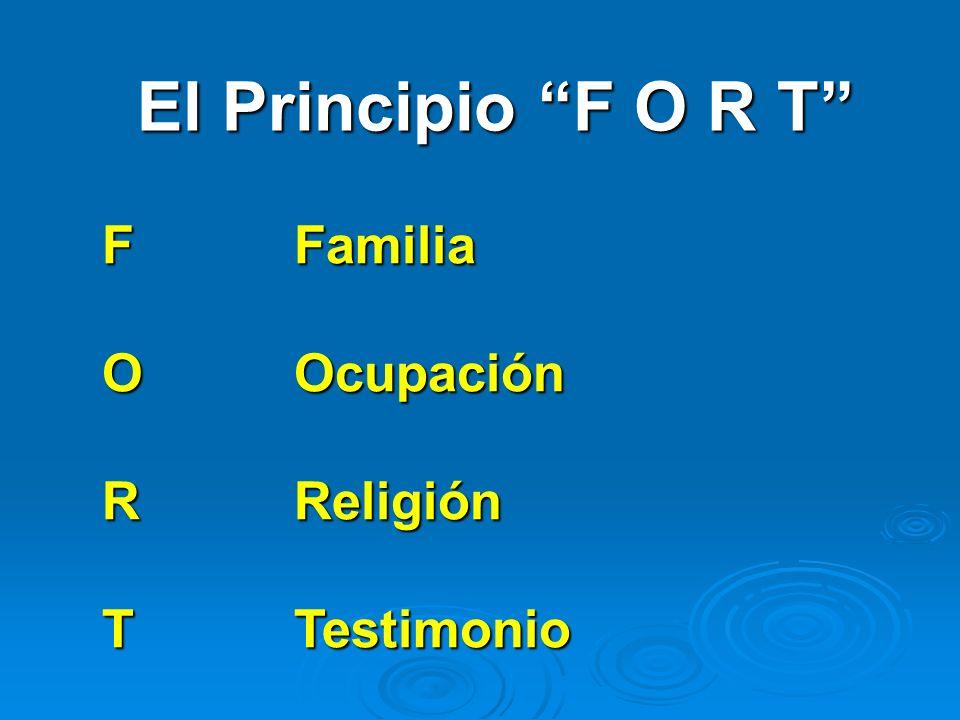 Tres Principios del Estudio de la Biblia 1) Presentar a Jesús 2) Revelar la verdad gradualmente 3) Llamados frecuentes