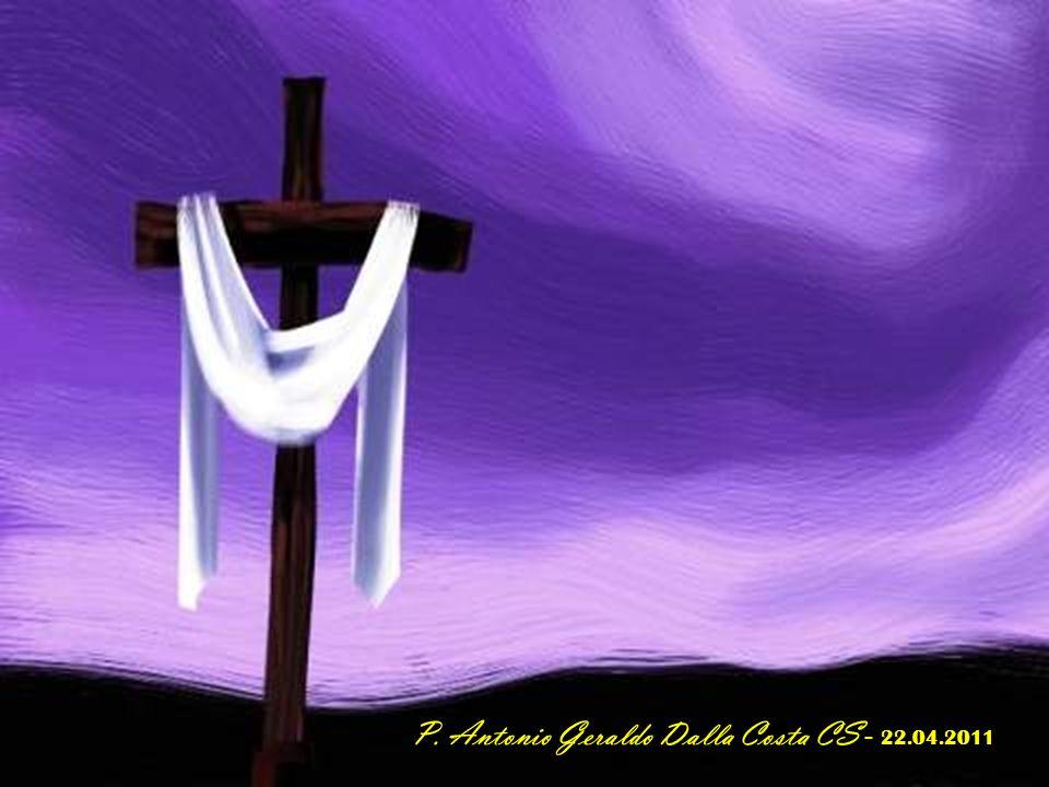 Comienza así en el Calvario la fiesta de las bodas que tendrá su realización plena en el cielo.