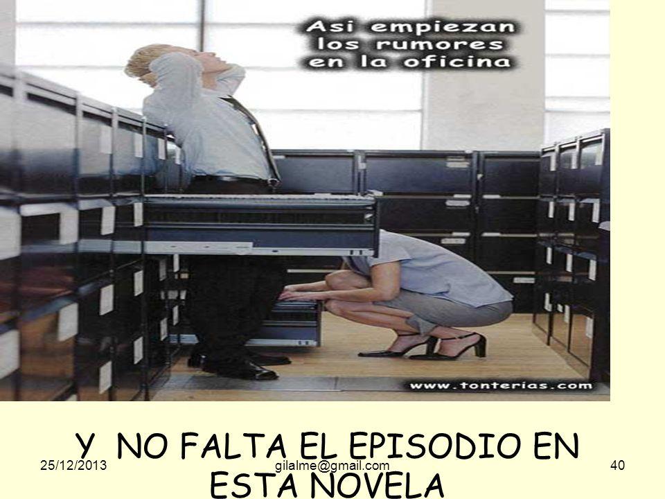 25/12/2013gilalme@gmail.com39 EN OCASIONES NOS LLAMAN DE DONDE EL JEFE