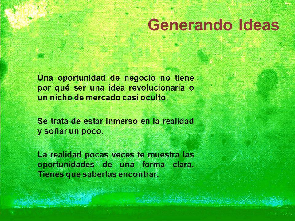 Generando Ideas Producto Proceso Mercado Comunicación