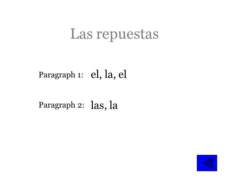 Los adjetivos (Placement) Adjectives must always follow the noun they modify. Teresa es una estudiante trabajadora. N Adj Jorge y Luis son vecinos bue