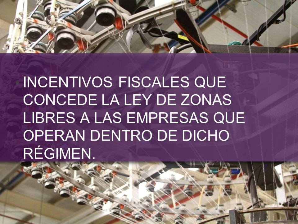 INVERSIÓN DEL CLUSTER QUE OPERA EN ZONA LIBRE, INTEGRADO POR Parques Industriales, Industria textil-maquiladora, empresas comerciales y de servicios
